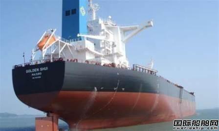 Frontline下单外高桥造船获两艘LR2型油船订单
