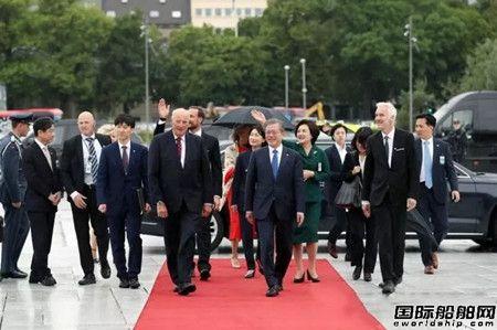 韩国与挪威签署协议加强造船及无人船领域合作