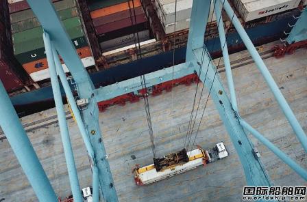 马士基推出在线产品Maersk Spot简化订舱流程