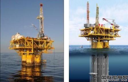 惠生海工独家获得浮力塔平台技术