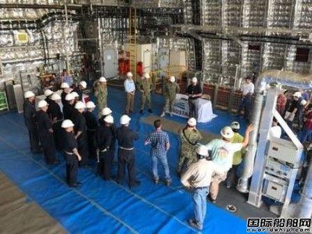 Austal USA交付美国海军第10艘独立变型濒海战斗舰