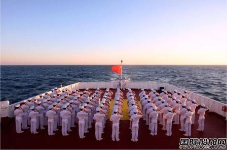 世界海员日:中国海员数量世界第一