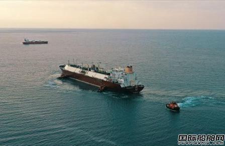 Qatargas旗下全球最大LNG船为土耳其运输首批货物
