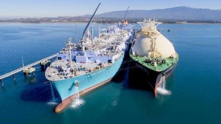 商船三井、壳牌将为香港LNG接收站提供首艘FSRU