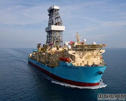 马士基钻探一艘钻井船获Repsol租约