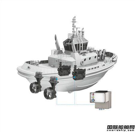 肖特尔舵桨装备10艘美国新造拖船