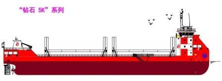 18艘!全球首批5000吨新能源散货船项目启动