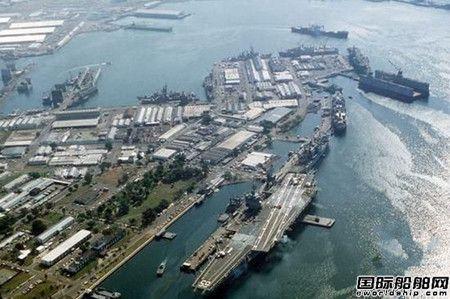 美国海军有意接管韩进苏比克?
