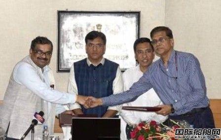 印度政府和大学合作成立海事技术中心