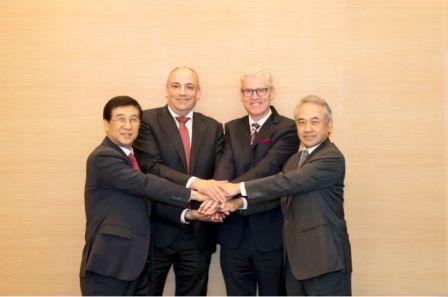 韩国现代商船加入THE Alliance