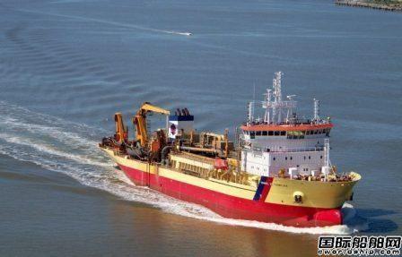 达门联手MAN改装欧洲首艘LNG双燃料挖泥船