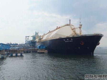 日本知多LNG接收站迎来第4000艘LNG船