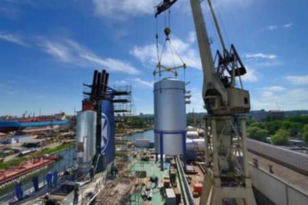 2020年1月前将有4000艘船舶配备洗涤塔