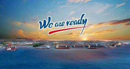 舟山中远海运重工创公司同型船发电机动车最短记录
