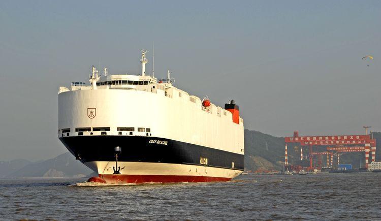 扬帆集团船型库