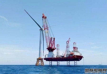 苏通船务连获10根自升式海工平台桩腿订单