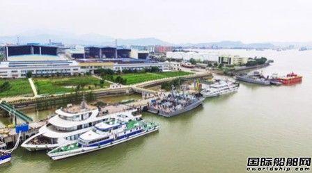"""江龙船艇将打造粤港澳大湾区首艘60米级""""迷你邮轮"""""""