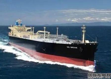 川崎重工交付Astomos第二艘VLGC