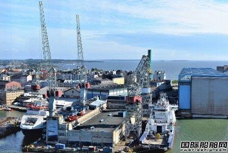 HelsinkiShipyard接获2艘豪华探险邮船订单