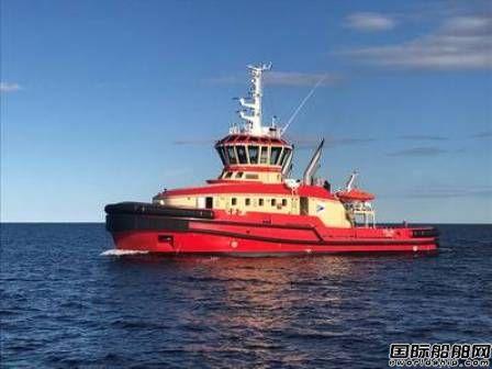 首艘使用瓦锡兰混合动力方案拖船投入运营