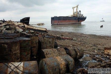 NGO:二季度全球报废船舶共计193艘