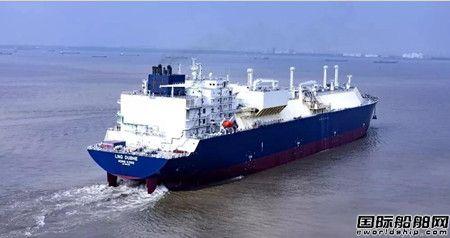 沪东中华YAMAL项目首船试航凯旋创建造周期新纪录,