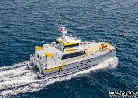 达门船厂获HST第4艘快速人员运输船订单