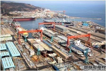 """韩国两大船企合并担忧被日本""""穿小鞋"""""""