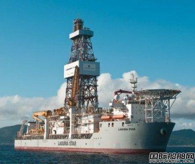 巴西国油租入1艘第六代超深水钻井船