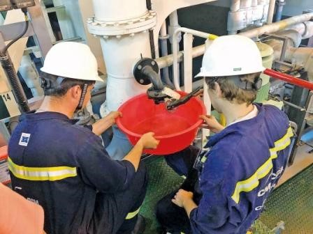 我国船舶压载水检测推进如何?
