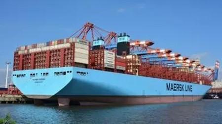 全球首艘电子证书系统船舶于东疆模拟受检