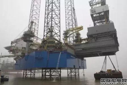 KS Drilling放弃中国船厂2座平台订单
