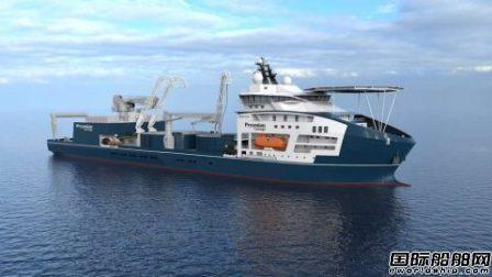 Hydroniq Coolers获顶级铺缆船海水冷却系统合同