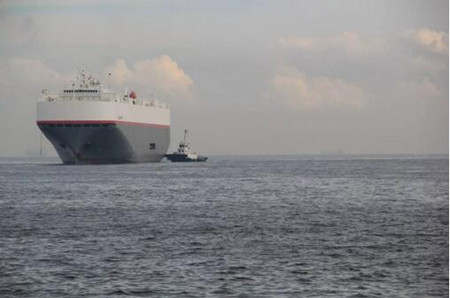 LNG燃料是新造汽车滚装船最佳选择