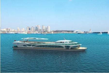 七�二所推进300客位全电动客船项目