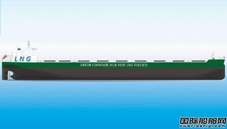 """中国船企有望获全球首批""""绿色""""矿砂船订单"""