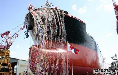 日本船企6月接单量同比增长33%