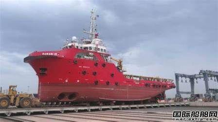 Praxis为RVOS船队14艘海工船改装动力定位系统