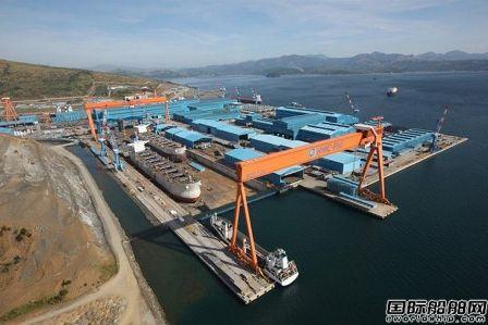 韩进苏比克或被航运公司接管转型为大型港口