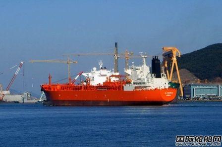 新时代造船再获8艘成品油船订单