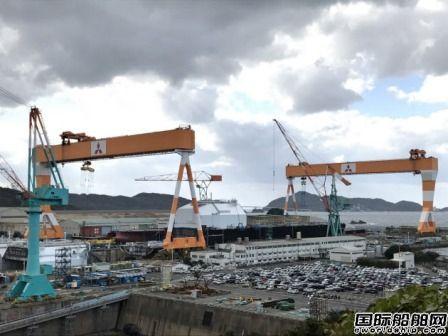 三菱重工时隔8年重返VLCC建造市场