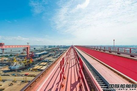外高桥造船地块将规划为上海邮轮特色产业示范区