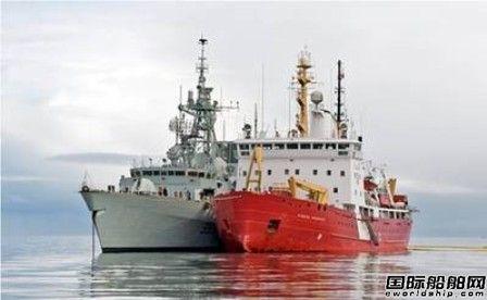 加拿大宣布15亿美元军舰养护维修计划