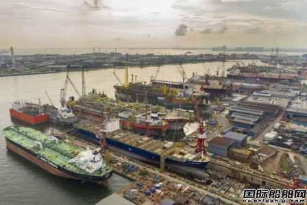 吉宝岸外与海事获挖泥船建造和FPSO改装新合同