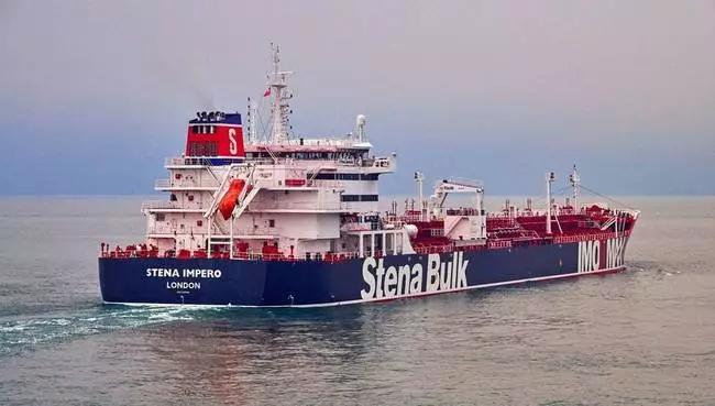 以牙还牙?伊朗扣押两艘英国油轮