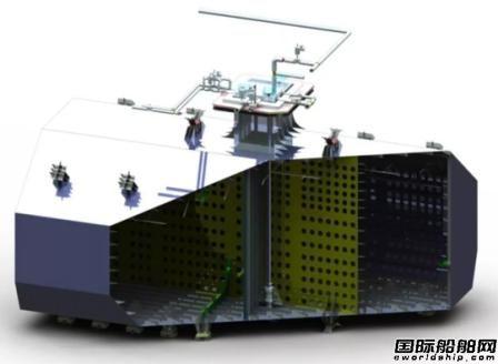 上海蓝魂收购挪威Torgy公司进军LNG供气和液货舱市场