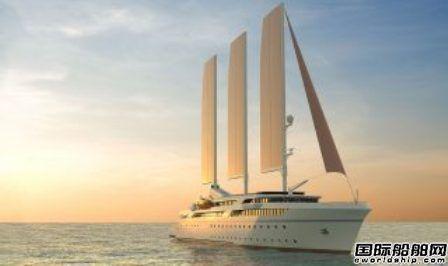 丹麦船舶设计公司推出风帆助力邮船设计