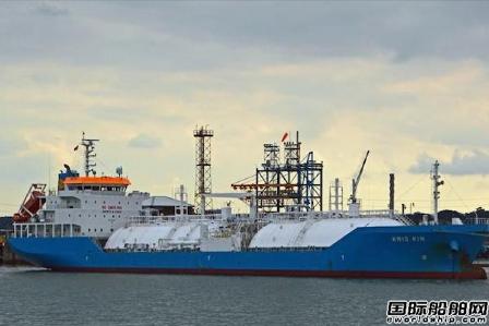 Epic Gas从Petredec收购4艘LPG船