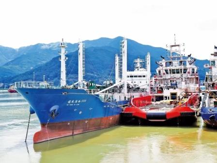 福建船企上半年实现产值72.05亿元