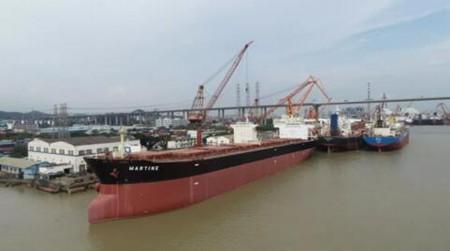 广东中远海运重工全力开拓修船市场